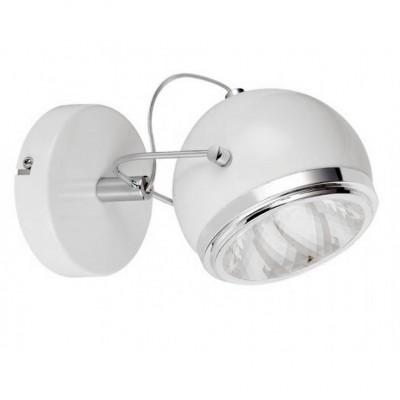 Светильник настенный бра Arte lamp A4509AP-1WH ORBITERОдиночные<br>Светильники-споты – это оригинальные изделия с современным дизайном. Они позволяют не ограничивать свою фантазию при выборе освещения для интерьера. Такие модели обеспечивают достаточно качественный свет. Благодаря компактным размерам Вы можете использовать несколько спотов для одного помещения. <br>Интернет-магазин «Светодом» предлагает необычный светильник-спот ARTE Lamp A4509AP-1WH по привлекательной цене. Эта модель станет отличным дополнением к люстре, выполненной в том же стиле. Перед оформлением заказа изучите характеристики изделия. <br>Купить светильник-спот ARTE Lamp A4509AP-1WH в нашем онлайн-магазине Вы можете либо с помощью формы на сайте, либо по указанным выше телефонам. Обратите внимание, что у нас склады не только в Москве и Екатеринбурге, но и других городах России.<br><br>S освещ. до, м2: 2<br>Тип цоколя: G9<br>Цвет арматуры: белый<br>Размеры: H14xW22xL13<br>MAX мощность ламп, Вт: 33