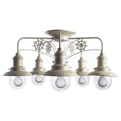 Люстра Arte lamp A4524PL-5WG Sailor фото