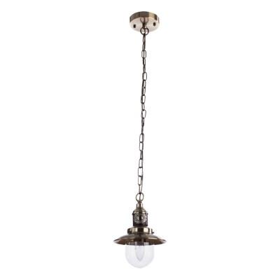 Купить со скидкой Светильник подвесной Arte lamp A4524SP-1AB Sailor