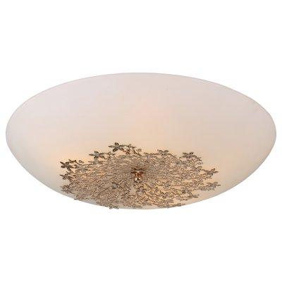 Светильник Arte lamp A4548PL-5GO ProvenceПотолочные<br>Компания «Светодом» предлагает широкий ассортимент люстр от известных производителей. Представленные в нашем каталоге товары выполнены из современных материалов и обладают отличным качеством. Благодаря широкому ассортименту Вы сможете найти у нас люстру под любой интерьер. Мы предлагаем как классические варианты, так и современные модели, отличающиеся лаконичностью и простотой форм. <br>Стильная люстра Arte lamp A4548PL-5GO станет украшением любого дома. Эта модель от известного производителя не оставит равнодушным ценителей красивых и оригинальных предметов интерьера. Люстра Arte lamp A4548PL-5GO обеспечит равномерное распределение света по всей комнате. При выборе обратите внимание на характеристики, позволяющие приобрести наиболее подходящую модель. <br>Купить понравившуюся люстру по доступной цене Вы можете в интернет-магазине «Светодом».<br><br>Установка на натяжной потолок: Ограничено<br>S освещ. до, м2: 15<br>Крепление: Планка<br>Тип лампы: Накаливания / энергосбережения / светодиодная<br>Тип цоколя: E27<br>Количество ламп: 5<br>MAX мощность ламп, Вт: 60<br>Диаметр, мм мм: 500<br>Высота, мм: 170<br>Цвет арматуры: золотой