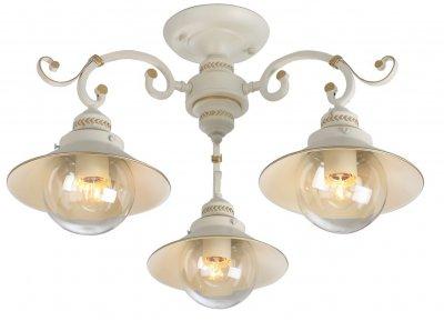Люстра Arte lamp A4577PL-3WG GRAZIOSO фото