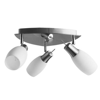 Светильник Arte lamp A4590PL-3SS VOLAREТройные<br>Светильники-споты – это оригинальные изделия с современным дизайном. Они позволяют не ограничивать свою фантазию при выборе освещения для интерьера. Такие модели обеспечивают достаточно качественный свет. Благодаря компактным размерам Вы можете использовать несколько спотов для одного помещения.  Интернет-магазин «Светодом» предлагает необычный светильник-спот ARTE Lamp A4590PL-3SS по привлекательной цене. Эта модель станет отличным дополнением к люстре, выполненной в том же стиле. Перед оформлением заказа изучите характеристики изделия.  Купить светильник-спот ARTE Lamp A4590PL-3SS в нашем онлайн-магазине Вы можете либо с помощью формы на сайте, либо по указанным выше телефонам. Обратите внимание, что у нас склады не только в Москве и Екатеринбурге, но и других городах России.<br><br>Тип цоколя: 40W<br>Количество ламп: 3<br>MAX мощность ламп, Вт: E14<br>Размеры: H22xW45xL45<br>Цвет арматуры: серебристый