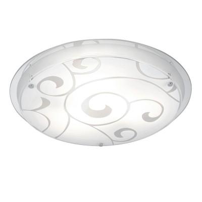Светильник Arte lamp A4806PL-1CC ARIELКруглые<br>Настенно-потолочные светильники – это универсальные осветительные варианты, которые подходят для вертикального и горизонтального монтажа. В интернет-магазине «Светодом» Вы можете приобрести подобные модели по выгодной стоимости. В нашем каталоге представлены как бюджетные варианты, так и эксклюзивные изделия от производителей, которые уже давно заслужили доверие дизайнеров и простых покупателей.  Настенно-потолочный светильник ARTELamp A4806PL-1CC станет прекрасным дополнением к основному освещению. Благодаря качественному исполнению и применению современных технологий при производстве эта модель будет радовать Вас своим привлекательным внешним видом долгое время. Приобрести настенно-потолочный светильник ARTELamp A4806PL-1CC можно, находясь в любой точке России.<br><br>S освещ. до, м2: 3<br>Тип цоколя: E27<br>Цвет арматуры: серебристый хром<br>Количество ламп: 1<br>Размеры: H9xW25xL25<br>MAX мощность ламп, Вт: 60