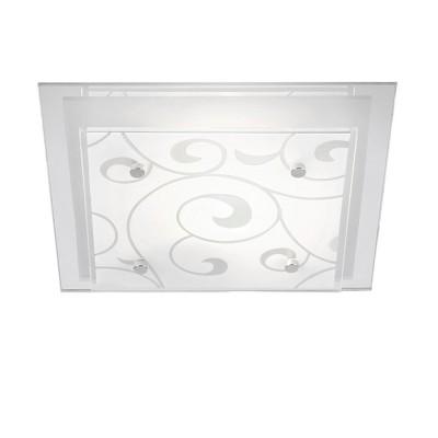 Светильник Arte lamp A4807PL-1CC ARIELКвадратные<br>Настенно-потолочные светильники – это универсальные осветительные варианты, которые подходят для вертикального и горизонтального монтажа. В интернет-магазине «Светодом» Вы можете приобрести подобные модели по выгодной стоимости. В нашем каталоге представлены как бюджетные варианты, так и эксклюзивные изделия от производителей, которые уже давно заслужили доверие дизайнеров и простых покупателей.  Настенно-потолочный светильник ARTELamp A4807PL-1CC станет прекрасным дополнением к основному освещению. Благодаря качественному исполнению и применению современных технологий при производстве эта модель будет радовать Вас своим привлекательным внешним видом долгое время.  Приобрести настенно-потолочный светильник ARTELamp A4807PL-1CC можно, находясь в любой точке России.<br><br>S освещ. до, м2: 3<br>Тип цоколя: E27<br>Цвет арматуры: серебристый хром<br>Количество ламп: 1<br>Размеры: H9xW24xL24<br>MAX мощность ламп, Вт: 60