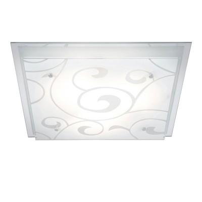 Светильник Arte lamp A4807PL-3CC ARIELКвадратные<br>Настенно-потолочные светильники – это универсальные осветительные варианты, которые подходят для вертикального и горизонтального монтажа. В интернет-магазине «Светодом» Вы можете приобрести подобные модели по выгодной стоимости. В нашем каталоге представлены как бюджетные варианты, так и эксклюзивные изделия от производителей, которые уже давно заслужили доверие дизайнеров и простых покупателей.  Настенно-потолочный светильник ARTELamp A4807PL-3CC станет прекрасным дополнением к основному освещению. Благодаря качественному исполнению и применению современных технологий при производстве эта модель будет радовать Вас своим привлекательным внешним видом долгое время.  Приобрести настенно-потолочный светильник ARTELamp A4807PL-3CC можно, находясь в любой точке России.<br><br>S освещ. до, м2: 9<br>Тип цоколя: E27<br>Количество ламп: 3<br>MAX мощность ламп, Вт: 60<br>Размеры: H9xW42xL42<br>Цвет арматуры: серебристый хром