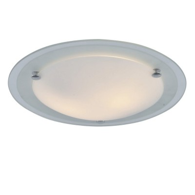 Светильник Arte lamp A4831PL-2CC GISELLEКруглые<br>Настенно-потолочные светильники – это универсальные осветительные варианты, которые подходят для вертикального и горизонтального монтажа. В интернет-магазине «Светодом» Вы можете приобрести подобные модели по выгодной стоимости. В нашем каталоге представлены как бюджетные варианты, так и эксклюзивные изделия от производителей, которые уже давно заслужили доверие дизайнеров и простых покупателей.  Настенно-потолочный светильник ARTELamp A4831PL-2CC станет прекрасным дополнением к основному освещению. Благодаря качественному исполнению и применению современных технологий при производстве эта модель будет радовать Вас своим привлекательным внешним видом долгое время. Приобрести настенно-потолочный светильник ARTELamp A4831PL-2CC можно, находясь в любой точке России.<br><br>S освещ. до, м2: 6<br>Тип цоколя: E27<br>Цвет арматуры: серебристый<br>Количество ламп: 2<br>Размеры: H9xW32xL32<br>MAX мощность ламп, Вт: 60W