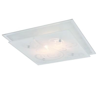 Светильник Arte lamp A4866PL-2CC SINDERELLAКвадратные<br>Настенно-потолочные светильники – это универсальные осветительные варианты, которые подходят для вертикального и горизонтального монтажа. В интернет-магазине «Светодом» Вы можете приобрести подобные модели по выгодной стоимости. В нашем каталоге представлены как бюджетные варианты, так и эксклюзивные изделия от производителей, которые уже давно заслужили доверие дизайнеров и простых покупателей.  Настенно-потолочный светильник ARTELamp A4866PL-2CC станет прекрасным дополнением к основному освещению. Благодаря качественному исполнению и применению современных технологий при производстве эта модель будет радовать Вас своим привлекательным внешним видом долгое время. Приобрести настенно-потолочный светильник ARTELamp A4866PL-2CC можно, находясь в любой точке России.<br><br>S освещ. до, м2: 6<br>Тип цоколя: E27<br>Цвет арматуры: серебристый<br>Количество ламп: 2<br>Размеры: H9xW34xL34<br>MAX мощность ламп, Вт: 60
