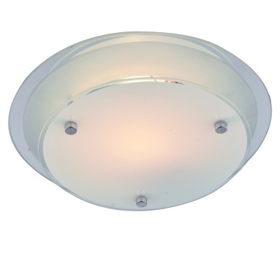 Светильник Arte lamp A4867PL-1CC RAPUNZELкруглые светильники<br>Настенно-потолочные светильники – это универсальные осветительные варианты, которые подходят для вертикального и горизонтального монтажа. В интернет-магазине «Светодом» Вы можете приобрести подобные модели по выгодной стоимости. В нашем каталоге представлены как бюджетные варианты, так и эксклюзивные изделия от производителей, которые уже давно заслужили доверие дизайнеров и простых покупателей.  Настенно-потолочный светильник ARTELamp A4867PL-1CC станет прекрасным дополнением к основному освещению. Благодаря качественному исполнению и применению современных технологий при производстве эта модель будет радовать Вас своим привлекательным внешним видом долгое время. Приобрести настенно-потолочный светильник ARTELamp A4867PL-1CC можно, находясь в любой точке России.<br><br>S освещ. до, м2: 3<br>Крепление: Планка<br>Тип лампы: Накаливания / энергосбережения / светодиодная<br>Тип цоколя: E27<br>Цвет арматуры: серебристый<br>Количество ламп: 1<br>Диаметр, мм мм: 230<br>Размеры: H8xW23xL23<br>Высота, мм: 80<br>MAX мощность ламп, Вт: 60