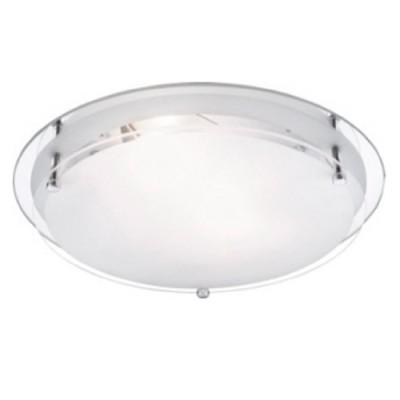 Светильник Arte lamp A4867PL-2CC RAPUNZELКруглые<br>Настенно-потолочные светильники – это универсальные осветительные варианты, которые подходят для вертикального и горизонтального монтажа. В интернет-магазине «Светодом» Вы можете приобрести подобные модели по выгодной стоимости. В нашем каталоге представлены как бюджетные варианты, так и эксклюзивные изделия от производителей, которые уже давно заслужили доверие дизайнеров и простых покупателей.  Настенно-потолочный светильник ARTELamp A4867PL-2CC станет прекрасным дополнением к основному освещению. Благодаря качественному исполнению и применению современных технологий при производстве эта модель будет радовать Вас своим привлекательным внешним видом долгое время. Приобрести настенно-потолочный светильник ARTELamp A4867PL-2CC можно, находясь в любой точке России.<br><br>S освещ. до, м2: 6<br>Тип лампы: Накаливания / энергосбережения / светодиодная<br>Тип цоколя: E27<br>Цвет арматуры: серебристый<br>Количество ламп: 2<br>Размеры: H9xW32xL32<br>MAX мощность ламп, Вт: 60W