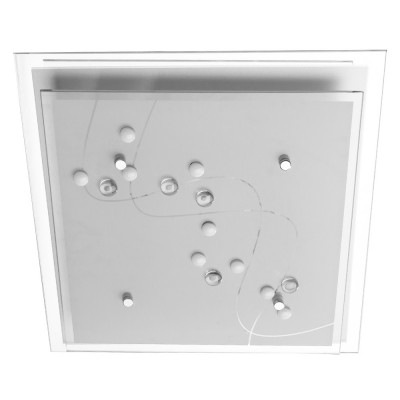 Светильник Arte lamp A4891PL-2CC BELLEквадратные светильники<br>Настенно-потолочные светильники – это универсальные осветительные варианты, которые подходят для вертикального и горизонтального монтажа. В интернет-магазине «Светодом» Вы можете приобрести подобные модели по выгодной стоимости. В нашем каталоге представлены как бюджетные варианты, так и эксклюзивные изделия от производителей, которые уже давно заслужили доверие дизайнеров и простых покупателей. <br>Настенно-потолочный светильник ARTELamp A4891PL-2CC станет прекрасным дополнением к основному освещению. Благодаря качественному исполнению и применению современных технологий при производстве эта модель будет радовать Вас своим привлекательным внешним видом долгое время. <br>Приобрести настенно-потолочный светильник ARTELamp A4891PL-2CC можно, находясь в любой точке России.
