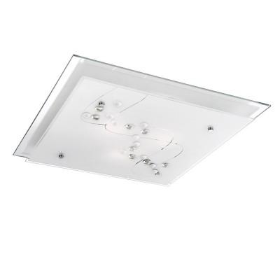 Светильник Arte lamp A4891PL-2CC BELLEКвадратные<br>Настенно-потолочные светильники – это универсальные осветительные варианты, которые подходят для вертикального и горизонтального монтажа. В интернет-магазине «Светодом» Вы можете приобрести подобные модели по выгодной стоимости. В нашем каталоге представлены как бюджетные варианты, так и эксклюзивные изделия от производителей, которые уже давно заслужили доверие дизайнеров и простых покупателей.  Настенно-потолочный светильник ARTELamp A4891PL-2CC станет прекрасным дополнением к основному освещению. Благодаря качественному исполнению и применению современных технологий при производстве эта модель будет радовать Вас своим привлекательным внешним видом долгое время. Приобрести настенно-потолочный светильник ARTELamp A4891PL-2CC можно, находясь в любой точке России.<br><br>S освещ. до, м2: 6<br>Тип цоколя: E27<br>Количество ламп: 2<br>MAX мощность ламп, Вт: 60<br>Размеры: H9xW34xL34<br>Цвет арматуры: серебристый хром