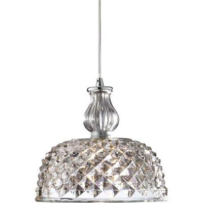 Подвесной светильник Arte lamp A4961SP-1CC CaraffaОдиночные<br><br><br>S освещ. до, м2: 2<br>Крепление: монтажная пластина<br>Тип товара: Светильник подвесной<br>Скидка, %: 41<br>Тип лампы: галогенная / LED-светодиодная<br>Тип цоколя: G9<br>Количество ламп: 1<br>MAX мощность ламп, Вт: 33<br>Диаметр, мм мм: 200<br>Длина цепи/провода, мм: 1080<br>Высота, мм: 200<br>Оттенок (цвет): Прозрачный<br>Цвет арматуры: серый