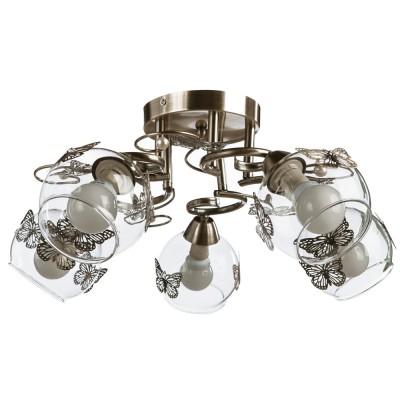 Люстра потолочная Arte lamp A5004PL 5AB ALESSANDRA
