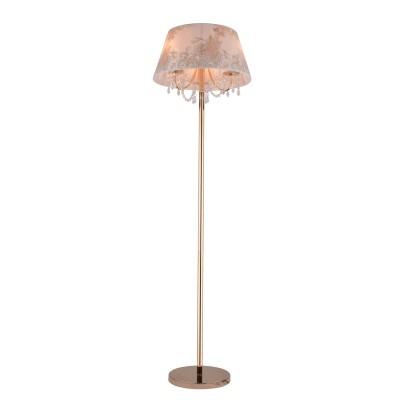 A5008PN-3GO Arte lamp СветильникКлассические<br><br><br>Тип цоколя: E14<br>Цвет арматуры: ЗОЛОТО<br>Количество ламп: 3<br>Диаметр, мм мм: 450<br>Размеры: D450<br>Длина, мм: 450<br>Высота, мм: 1400<br>MAX мощность ламп, Вт: 40W<br>Общая мощность, Вт: 40W