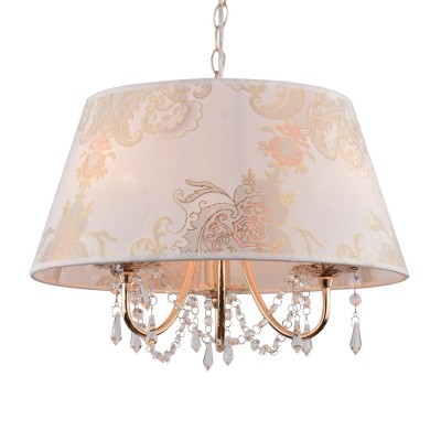 A5008SP-3GO Arte lamp СветильникПодвесные<br><br><br>Установка на натяжной потолок: Да<br>S освещ. до, м2: 6<br>Крепление: крюк<br>Тип цоколя: E14<br>Цвет арматуры: золотой<br>Количество ламп: 3<br>Диаметр, мм мм: 450<br>Длина цепи/провода, мм: 400<br>Размеры: D450<br>Длина, мм: 450<br>Высота, мм: 750<br>MAX мощность ламп, Вт: 40W<br>Общая мощность, Вт: 40W