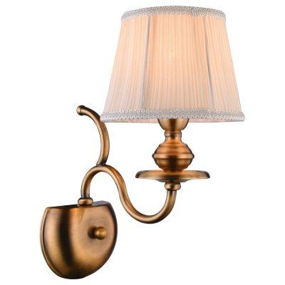 Светильник Arte lamp A5012AP-1RB EmpireКлассические<br><br><br>Тип лампы: накал-я - энергосбер-я<br>Тип цоколя: E14<br>Количество ламп: 1<br>Ширина, мм: 310<br>MAX мощность ламп, Вт: 40<br>Длина, мм: 180<br>Высота, мм: 370<br>Цвет арматуры: бронзовый