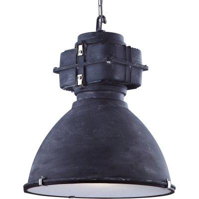 Подвесной светильник Arte lamp A5014SP-1BG LoftПодвесные<br>Компания «Светодом» предлагает широкий ассортимент люстр от известных производителей. Представленные в нашем каталоге товары выполнены из современных материалов и обладают отличным качеством. Благодаря широкому ассортименту Вы сможете найти у нас люстру под любой интерьер. Мы предлагаем как классические варианты, так и современные модели, отличающиеся лаконичностью и простотой форм. <br>Стильная люстра Arte lamp A5014SP-1BG станет украшением любого дома. Эта модель от известного производителя не оставит равнодушным ценителей красивых и оригинальных предметов интерьера. Люстра Arte lamp A5014SP-1BG обеспечит равномерное распределение света по всей комнате. При выборе обратите внимание на характеристики, позволяющие приобрести наиболее подходящую модель. <br>Купить понравившуюся люстру по доступной цене Вы можете в интернет-магазине «Светодом».<br><br>Установка на натяжной потолок: Да<br>S освещ. до, м2: 3<br>Крепление: Крюк<br>Тип лампы: накаливания / энергосбережения / LED-светодиодная<br>Тип цоколя: E27<br>Цвет арматуры: серый<br>Количество ламп: 1<br>Диаметр, мм мм: 480<br>Длина цепи/провода, мм: 940<br>Высота, мм: 580<br>MAX мощность ламп, Вт: 60