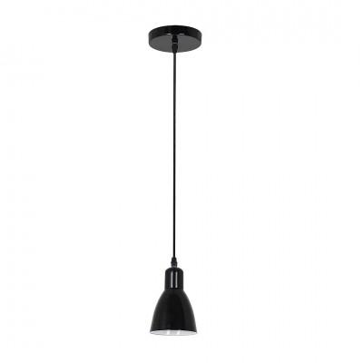 Светильник подвесной Arte lamp A5049SP-1BK MERCOLEDодиночные подвесные светильники<br>Подвесной светильник – это универсальный вариант, подходящий для любой комнаты. Сегодня производители предлагают огромный выбор таких моделей по самым разным ценам. В каталоге интернет-магазина «Светодом» мы собрали большое количество интересных и оригинальных светильников по выгодной стоимости. Вы можете приобрести их в Москве, Екатеринбурге и любом другом городе России. <br>Подвесной светильник ARTELamp A5049SP-1BK сразу же привлечет внимание Ваших гостей благодаря стильному исполнению. Благородный дизайн позволит использовать эту модель практически в любом интерьере. Она обеспечит достаточно света и при этом легко монтируется. Чтобы купить подвесной светильник ARTELamp A5049SP-1BK, воспользуйтесь формой на нашем сайте или позвоните менеджерам интернет-магазина.<br><br>S освещ. до, м2: 3<br>Тип цоколя: E27<br>Цвет арматуры: черный<br>Количество ламп: 1<br>Размеры: H18xW13xL13+шн/цп110<br>MAX мощность ламп, Вт: 60