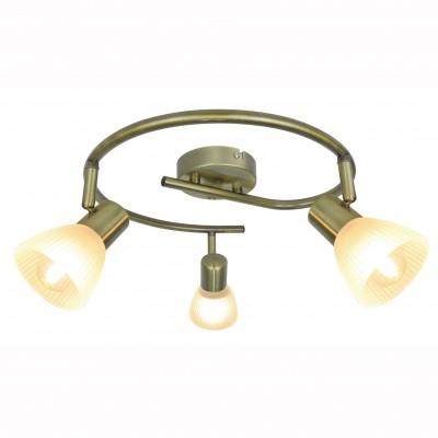 Светильник потолочный Arte lamp A5062PL-3AB PARRYТройные<br>Светильники-споты – это оригинальные изделия с современным дизайном. Они позволяют не ограничивать свою фантазию при выборе освещения для интерьера. Такие модели обеспечивают достаточно качественный свет. Благодаря компактным размерам Вы можете использовать несколько спотов для одного помещения.  Интернет-магазин «Светодом» предлагает необычный светильник-спот ARTE Lamp A5062PL-3AB по привлекательной цене. Эта модель станет отличным дополнением к люстре, выполненной в том же стиле. Перед оформлением заказа изучите характеристики изделия.  Купить светильник-спот ARTE Lamp A5062PL-3AB в нашем онлайн-магазине Вы можете либо с помощью формы на сайте, либо по указанным выше телефонам. Обратите внимание, что у нас склады не только в Москве и Екатеринбурге, но и других городах России.<br><br>S освещ. до, м2: 6<br>Тип цоколя: E14<br>Цвет арматуры: бронзовый<br>Количество ламп: 3<br>Размеры: H18xW42xL42<br>MAX мощность ламп, Вт: 40