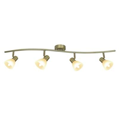 Светильник потолочный Arte lamp A5062PL 4AB PARRY