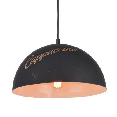 Светильник подвесной Arte lamp A5063SP-1BN Caffeодиночные подвесные светильники<br><br><br>Крепление: Планка<br>Тип цоколя: E27<br>Цвет арматуры: ЧЕРНО-ЗОЛОТОЙ<br>Количество ламп: 1<br>Диаметр, мм мм: 300<br>Размеры: D300<br>Длина цепи/провода, мм: 1000<br>Длина, мм: 300<br>Высота, мм: 150<br>MAX мощность ламп, Вт: 40W<br>Общая мощность, Вт: 40W