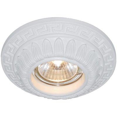 Светильник Arte lamp A5073PL-1WH CratereГипсовые<br>Встраиваемые светильники – популярное осветительное оборудование, которое можно использовать в качестве основного источника или в дополнение к люстре. Они позволяют создать нужную атмосферу атмосферу и привнести в интерьер уют и комфорт.   Интернет-магазин «Светодом» предлагает стильный встраиваемый светильник ARTE Lamp A5073PL-1WH. Данная модель достаточно универсальна, поэтому подойдет практически под любой интерьер. Перед покупкой не забудьте ознакомиться с техническими параметрами, чтобы узнать тип цоколя, площадь освещения и другие важные характеристики.   Приобрести встраиваемый светильник ARTE Lamp A5073PL-1WH в нашем онлайн-магазине Вы можете либо с помощью «Корзины», либо по контактным номерам. Мы развозим заказы по Москве, Екатеринбургу и остальным российским городам.<br><br>Тип лампы: галогенная<br>Тип цоколя: GU5.3 (MR16)<br>MAX мощность ламп, Вт: 50<br>Диаметр, мм мм: 120<br>Диаметр врезного отверстия, мм: 75<br>Высота, мм: 25