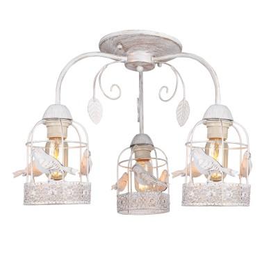 A5090PL-3WG Arte lamp СветильникПотолочные<br><br><br>Установка на натяжной потолок: Да<br>S освещ. до, м2: 6<br>Тип цоколя: E27<br>Цвет арматуры: белый-ЗОЛОТОЙ<br>Количество ламп: 3<br>Диаметр, мм мм: 500<br>Размеры: D500<br>Длина, мм: 500<br>Высота, мм: 370<br>MAX мощность ламп, Вт: 40W<br>Общая мощность, Вт: 40W