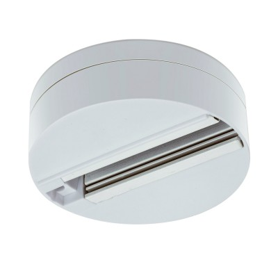 A510133 Arte lamp СветильникШинопровод<br><br><br>Цвет арматуры: БЕЛЫЙ<br>Диаметр, мм мм: 100<br>Длина, мм: 100<br>Высота, мм: 30