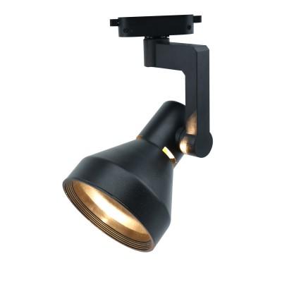 A5108PL-1BK Arte lamp СветильникСветильники для трека<br><br><br>Тип цоколя: E27<br>Цвет арматуры: ЧЕРНЫЙ<br>Количество ламп: 1<br>Диаметр, мм мм: 120<br>Размеры: 25*12<br>Длина, мм: 150<br>Высота, мм: 240<br>MAX мощность ламп, Вт: 60W<br>Общая мощность, Вт: 60W