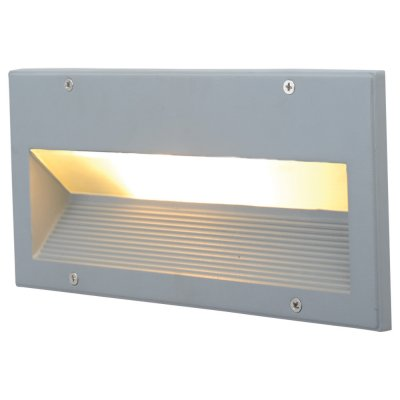 Уличный светильник Arte lamp A5158IN-1GY BrickВстраиваемые<br>Обеспечение качественного уличного освещения – важная задача для владельцев коттеджей. Компания «Светодом» предлагает современные светильники, которые порадуют Вас отличным исполнением. В нашем каталоге представлена продукция известных производителей, пользующихся популярностью благодаря высокому качеству выпускаемых товаров. <br> Уличный светильник Arte lamp A5158IN-1GY не просто обеспечит качественное освещение, но и станет украшением Вашего участка. Модель выполнена из современных материалов и имеет влагозащитный корпус, благодаря которому ей не страшны осадки. <br> Купить уличный светильник Arte lamp A5158IN-1GY, представленный в нашем каталоге, можно с помощью онлайн-формы для заказа. Чтобы задать имеющиеся вопросы, звоните нам по указанным телефонам. Мы доставим Ваш заказ не только в Москву и Екатеринбург, но и другие города.<br><br>S освещ. до, м2: 4<br>Тип лампы: накаливания / энергосбережения / LED-светодиодная<br>Тип цоколя: E27<br>Количество ламп: 1<br>Ширина, мм: 120<br>MAX мощность ламп, Вт: 60<br>Диаметр, мм мм: 260<br>Диаметр врезного отверстия, мм: 650*1000*2550<br>Длина, мм: 120<br>Высота, мм: 80<br>Цвет арматуры: серый