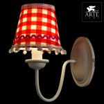 Светильник бра Arte lamp A5165AP-1WH Provence