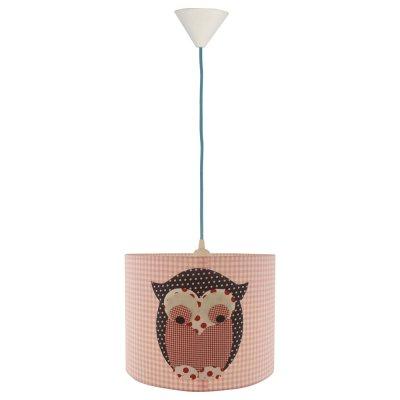 Светильник совенок Arte lamp A5193SP-1WH ProvenceПодвесные<br>Светильник с изображением совенка будет служить хорошим мягким светом в детской комнате Вашего любимого чада.<br><br>Установка на натяжной потолок: Да<br>S освещ. до, м2: 3<br>Крепление: Крюк<br>Тип лампы: накаливания / энергосбережения / LED-светодиодная<br>Тип цоколя: E27<br>Цвет арматуры: белый<br>Количество ламп: 1<br>Ширина, мм: 300<br>Диаметр, мм мм: 300<br>Длина цепи/провода, мм: 1000 - 1100<br>Высота, мм: 250<br>MAX мощность ламп, Вт: 40
