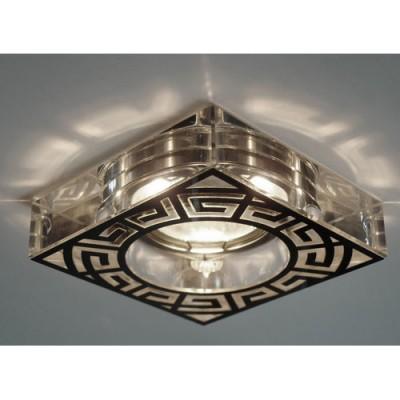 Светильник потолочный Arte lamp A5205PL-1CC MeanderКвадратные<br>Встраиваемые светильники – популярное осветительное оборудование, которое можно использовать в качестве основного источника или в дополнение к люстре. Они позволяют создать нужную атмосферу атмосферу и привнести в интерьер уют и комфорт.   Интернет-магазин «Светодом» предлагает стильный встраиваемый светильник ARTE Lamp A5205PL-1CC. Данная модель достаточно универсальна, поэтому подойдет практически под любой интерьер. Перед покупкой не забудьте ознакомиться с техническими параметрами, чтобы узнать тип цоколя, площадь освещения и другие важные характеристики.   Приобрести встраиваемый светильник ARTE Lamp A5205PL-1CC в нашем онлайн-магазине Вы можете либо с помощью «Корзины», либо по контактным номерам. Мы развозим заказы по Москве, Екатеринбургу и остальным российским городам.<br><br>S освещ. до, м2: 4<br>Крепление: распорный механизм<br>Тип лампы: галогенная<br>Тип цоколя: GU10<br>Цвет арматуры: серебристый<br>Количество ламп: 1<br>Ширина, мм: 93<br>Диаметр, мм мм: 93<br>Диаметр врезного отверстия, мм: 68<br>Длина, мм: 95<br>Высота, мм: 110<br>MAX мощность ламп, Вт: 50