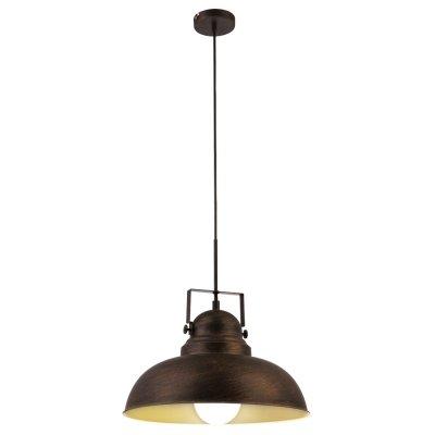 Светильник Arte lamp A5213SP-1BR MartinПодвесные<br>Компания «Светодом» предлагает широкий ассортимент люстр от известных производителей. Представленные в нашем каталоге товары выполнены из современных материалов и обладают отличным качеством. Благодаря широкому ассортименту Вы сможете найти у нас люстру под любой интерьер. Мы предлагаем как классические варианты, так и современные модели, отличающиеся лаконичностью и простотой форм. <br>Стильная люстра Arte lamp A5213SP-1BR станет украшением любого дома. Эта модель от известного производителя не оставит равнодушным ценителей красивых и оригинальных предметов интерьера. Люстра Arte lamp A5213SP-1BR обеспечит равномерное распределение света по всей комнате. При выборе обратите внимание на характеристики, позволяющие приобрести наиболее подходящую модель. <br>Купить понравившуюся люстру по доступной цене Вы можете в интернет-магазине «Светодом».<br><br>Установка на натяжной потолок: Да<br>S освещ. до, м2: 5<br>Крепление: Планка<br>Тип лампы: накаливания / энергосбережения / LED-светодиодная<br>Тип цоколя: E27<br>Количество ламп: 1<br>Ширина, мм: 400<br>MAX мощность ламп, Вт: 75<br>Диаметр, мм мм: 400<br>Длина цепи/провода, мм: 730<br>Высота, мм: 270<br>Цвет арматуры: коричневый