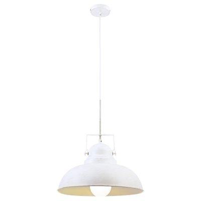 Светильник Arte lamp A5213SP-1WG MartinПодвесные<br>Компания «Светодом» предлагает широкий ассортимент люстр от известных производителей. Представленные в нашем каталоге товары выполнены из современных материалов и обладают отличным качеством. Благодаря широкому ассортименту Вы сможете найти у нас люстру под любой интерьер. Мы предлагаем как классические варианты, так и современные модели, отличающиеся лаконичностью и простотой форм. <br>Стильная люстра Arte lamp A5213SP-1WG станет украшением любого дома. Эта модель от известного производителя не оставит равнодушным ценителей красивых и оригинальных предметов интерьера. Люстра Arte lamp A5213SP-1WG обеспечит равномерное распределение света по всей комнате. При выборе обратите внимание на характеристики, позволяющие приобрести наиболее подходящую модель. <br>Купить понравившуюся люстру по доступной цене Вы можете в интернет-магазине «Светодом».<br><br>Установка на натяжной потолок: Да<br>S освещ. до, м2: 5<br>Крепление: Планка<br>Тип лампы: накаливания / энергосбережения / LED-светодиодная<br>Тип цоколя: E27<br>Количество ламп: 1<br>Ширина, мм: 400<br>MAX мощность ламп, Вт: 75<br>Диаметр, мм мм: 400<br>Длина цепи/провода, мм: 730<br>Высота, мм: 270<br>Цвет арматуры: белый с золотистой патиной