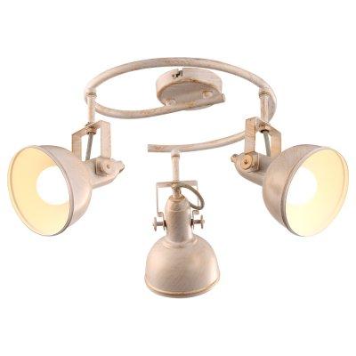Светильник Arte lamp A5215PL-3WG MartinТройные<br>Светильники-споты – это оригинальные изделия с современным дизайном. Они позволяют не ограничивать свою фантазию при выборе освещения для интерьера. Такие модели обеспечивают достаточно качественный свет. Благодаря компактным размерам Вы можете использовать несколько спотов для одного помещения. <br>Интернет-магазин «Светодом» предлагает необычный светильник-спот ARTE Lamp A5215PL-3WG по привлекательной цене. Эта модель станет отличным дополнением к люстре, выполненной в том же стиле. Перед оформлением заказа изучите характеристики изделия. <br>Купить светильник-спот ARTE Lamp A5215PL-3WG в нашем онлайн-магазине Вы можете либо с помощью формы на сайте, либо по указанным выше телефонам. Обратите внимание, что у нас склады не только в Москве и Екатеринбурге, но и других городах России.<br><br>S освещ. до, м2: 6<br>Тип цоколя: E14<br>Количество ламп: 3<br>Диаметр, мм мм: 360<br>Высота, мм: 230<br>MAX мощность ламп, Вт: 40
