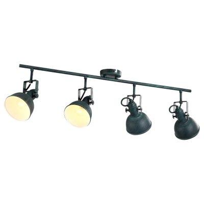 Светильник Arte lamp A5215PL-4BG MartinС 4 лампами<br>Светильники-споты – это оригинальные изделия с современным дизайном. Они позволяют не ограничивать свою фантазию при выборе освещения для интерьера. Такие модели обеспечивают достаточно качественный свет. Благодаря компактным размерам Вы можете использовать несколько спотов для одного помещения.  Интернет-магазин «Светодом» предлагает необычный светильник-спот ARTE Lamp A5215PL-4BG по привлекательной цене. Эта модель станет отличным дополнением к люстре, выполненной в том же стиле. Перед оформлением заказа изучите характеристики изделия.  Купить светильник-спот ARTE Lamp A5215PL-4BG в нашем онлайн-магазине Вы можете либо с помощью формы на сайте, либо по указанным выше телефонам. Обратите внимание, что у нас склады не только в Москве и Екатеринбурге, но и других городах России.<br><br>S освещ. до, м2: 8<br>Тип лампы: Накаливания / энергосбережения / светодиодная<br>Тип цоколя: E14<br>Цвет арматуры: черный<br>Количество ламп: 4<br>Диаметр, мм мм: 800<br>Высота, мм: 220<br>MAX мощность ламп, Вт: 40