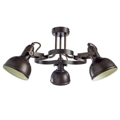 Купить со скидкой Люстра потолочная Arte lamp A5216PL-3BR Martin