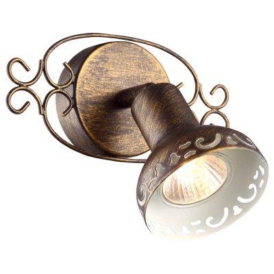 Светильник Arte lamp A5219AP-1BR FOCUSСовременные<br><br><br>Тип лампы: галогенная/LED<br>Тип цоколя: GU10<br>Цвет арматуры: коричневый<br>Количество ламп: 1<br>Ширина, мм: 140<br>Длина, мм: 160<br>Высота, мм: 140<br>MAX мощность ламп, Вт: 35