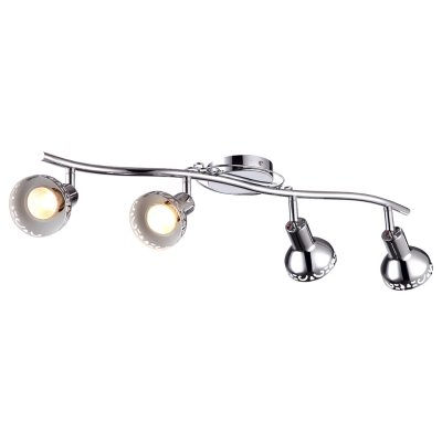 Светильник Arte lamp A5219PL-4CC FocusС 4 лампами<br>Светильники-споты – это оригинальные изделия с современным дизайном. Они позволяют не ограничивать свою фантазию при выборе освещения для интерьера. Такие модели обеспечивают достаточно качественный свет. Благодаря компактным размерам Вы можете использовать несколько спотов для одного помещения.  Интернет-магазин «Светодом» предлагает необычный светильник-спот ARTE Lamp A5219PL-4CC по привлекательной цене. Эта модель станет отличным дополнением к люстре, выполненной в том же стиле. Перед оформлением заказа изучите характеристики изделия.  Купить светильник-спот ARTE Lamp A5219PL-4CC в нашем онлайн-магазине Вы можете либо с помощью формы на сайте, либо по указанным выше телефонам. Обратите внимание, что у нас склады не только в Москве и Екатеринбурге, но и других городах России.<br><br>Тип лампы: галогенная/LED<br>Тип цоколя: GU10<br>Количество ламп: 4<br>Ширина, мм: 160<br>MAX мощность ламп, Вт: 35<br>Длина, мм: 710<br>Высота, мм: 160<br>Цвет арматуры: серебристый