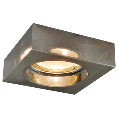 Светильник Arte lamp A5233PL-1CC WagnerКвадратные<br>Встраиваемые светильники – популярное осветительное оборудование, которое можно использовать в качестве основного источника или в дополнение к люстре. Они позволяют создать нужную атмосферу атмосферу и привнести в интерьер уют и комфорт. <br> Интернет-магазин «Светодом» предлагает стильный встраиваемый светильник ARTE Lamp A5233PL-1CC. Данная модель достаточно универсальна, поэтому подойдет практически под любой интерьер. Перед покупкой не забудьте ознакомиться с техническими параметрами, чтобы узнать тип цоколя, площадь освещения и другие важные характеристики. <br> Приобрести встраиваемый светильник ARTE Lamp A5233PL-1CC в нашем онлайн-магазине Вы можете либо с помощью «Корзины», либо по контактным номерам. Мы развозим заказы по Москве, Екатеринбургу и остальным российским городам.<br><br>S освещ. до, м2: 4<br>Тип лампы: галогенная<br>Тип цоколя: GU10<br>Количество ламп: 1<br>Ширина, мм: 80<br>Диаметр, мм мм: 80<br>Диаметр врезного отверстия, мм: 60<br>Высота, мм: 110<br>MAX мощность ламп, Вт: 50