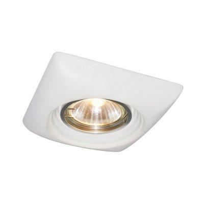 Светильник Arte lamp A5246PL-1WH CratereКвадратные<br>Встраиваемые светильники – популярное осветительное оборудование, которое можно использовать в качестве основного источника или в дополнение к люстре. Они позволяют создать нужную атмосферу атмосферу и привнести в интерьер уют и комфорт.   Интернет-магазин «Светодом» предлагает стильный встраиваемый светильник ARTE Lamp A5246PL-1WH. Данная модель достаточно универсальна, поэтому подойдет практически под любой интерьер. Перед покупкой не забудьте ознакомиться с техническими параметрами, чтобы узнать тип цоколя, площадь освещения и другие важные характеристики.   Приобрести встраиваемый светильник ARTE Lamp A5246PL-1WH в нашем онлайн-магазине Вы можете либо с помощью «Корзины», либо по контактным номерам. Мы доставляем заказы по Москве, Екатеринбургу и остальным российским городам.<br><br>Тип лампы: галогенная<br>Тип цоколя: GU5.3 (MR16)<br>Ширина, мм: 110<br>MAX мощность ламп, Вт: 50<br>Диаметр врезного отверстия, мм: 65<br>Длина, мм: 110<br>Высота, мм: 20
