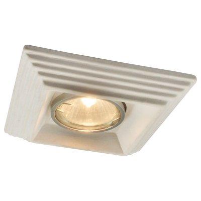 Светильник Arte lamp A5249PL-1WH AlloroКвадратные<br>Встраиваемые светильники – популярное осветительное оборудование, которое можно использовать в качестве основного источника или в дополнение к люстре. Они позволяют создать нужную атмосферу атмосферу и привнести в интерьер уют и комфорт.   Интернет-магазин «Светодом» предлагает стильный встраиваемый светильник ARTE Lamp A5249PL-1WH. Данная модель достаточно универсальна, поэтому подойдет практически под любой интерьер. Перед покупкой не забудьте ознакомиться с техническими параметрами, чтобы узнать тип цоколя, площадь освещения и другие важные характеристики.   Приобрести встраиваемый светильник ARTE Lamp A5249PL-1WH в нашем онлайн-магазине Вы можете либо с помощью «Корзины», либо по контактным номерам. Мы развозим заказы по Москве, Екатеринбургу и остальным российским городам.<br><br>S освещ. до, м2: 4<br>Тип лампы: галогенная<br>Тип цоколя: GU10<br>Количество ламп: 1<br>Ширина, мм: 120<br>MAX мощность ламп, Вт: 50<br>Диаметр, мм мм: 120<br>Диаметр врезного отверстия, мм: 60<br>Высота, мм: 110