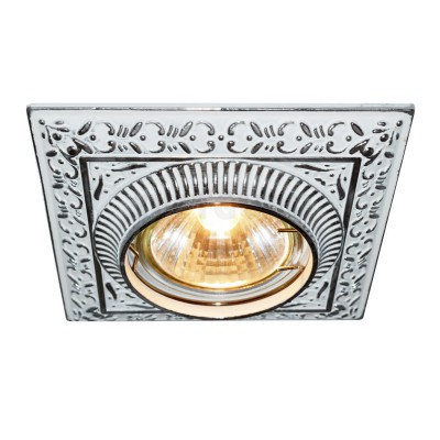 Светильник Arte lamp A5284PL-1WA OcchioКвадратные<br>Встраиваемые светильники – популярное осветительное оборудование, которое можно использовать в качестве основного источника или в дополнение к люстре. Они позволяют создать нужную атмосферу атмосферу и привнести в интерьер уют и комфорт. <br> Интернет-магазин «Светодом» предлагает стильный встраиваемый светильник ARTE Lamp A5284PL-1WA. Данная модель достаточно универсальна, поэтому подойдет практически под любой интерьер. Перед покупкой не забудьте ознакомиться с техническими параметрами, чтобы узнать тип цоколя, площадь освещения и другие важные характеристики. <br> Приобрести встраиваемый светильник ARTE Lamp A5284PL-1WA в нашем онлайн-магазине Вы можете либо с помощью «Корзины», либо по контактным номерам. Мы развозим заказы по Москве, Екатеринбургу и остальным российским городам.<br><br>Тип лампы: галогенная<br>Тип цоколя: GU5.3 (MR16)<br>Ширина, мм: 100<br>Диаметр врезного отверстия, мм: 65<br>Длина, мм: 100<br>Высота, мм: 15<br>MAX мощность ламп, Вт: 50