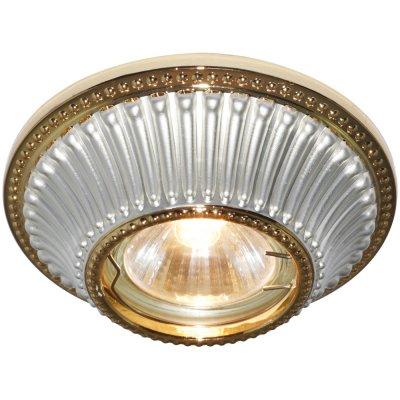 Светильник Arte lamp A5298PL-1WG ArenaКруглые<br>Встраиваемые светильники – популярное осветительное оборудование, которое можно использовать в качестве основного источника или в дополнение к люстре. Они позволяют создать нужную атмосферу атмосферу и привнести в интерьер уют и комфорт.   Интернет-магазин «Светодом» предлагает стильный встраиваемый светильник ARTE Lamp A5298PL-1WG. Данная модель достаточно универсальна, поэтому подойдет практически под любой интерьер. Перед покупкой не забудьте ознакомиться с техническими параметрами, чтобы узнать тип цоколя, площадь освещения и другие важные характеристики.   Приобрести встраиваемый светильник ARTE Lamp A5298PL-1WG в нашем онлайн-магазине Вы можете либо с помощью «Корзины», либо по контактным номерам. Мы развозим заказы по Москве, Екатеринбургу и остальным российским городам.<br><br>Тип лампы: галогенная<br>Тип цоколя: GU5.3 (MR16)<br>Диаметр, мм мм: 110<br>Высота, мм: 30<br>MAX мощность ламп, Вт: 50