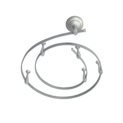 A530027 Arte lamp СветильникШинопровод<br><br><br>Цвет арматуры: Серебристый матовый<br>Диаметр, мм мм: 30<br>Размеры: 3м<br>Длина, мм: 3000<br>Высота, мм: 100