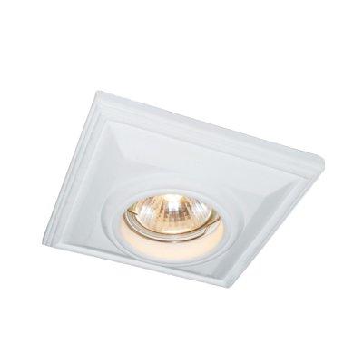 Светильник Arte lamp A5304PL-1WH CratereГипсовые<br>Встраиваемые светильники – популярное осветительное оборудование, которое можно использовать в качестве основного источника или в дополнение к люстре. Они позволяют создать нужную атмосферу атмосферу и привнести в интерьер уют и комфорт. <br> Интернет-магазин «Светодом» предлагает стильный встраиваемый светильник ARTE Lamp A5304PL-1WH. Данная модель достаточно универсальна, поэтому подойдет практически под любой интерьер. Перед покупкой не забудьте ознакомиться с техническими параметрами, чтобы узнать тип цоколя, площадь освещения и другие важные характеристики. <br> Приобрести встраиваемый светильник ARTE Lamp A5304PL-1WH в нашем онлайн-магазине Вы можете либо с помощью «Корзины», либо по контактным номерам. Мы развозим заказы по Москве, Екатеринбургу и остальным российским городам.<br><br>Тип лампы: галогенная<br>Тип цоколя: GU5.3 (MR16)<br>Ширина, мм: 115<br>Длина, мм: 115<br>Высота, мм: 15<br>MAX мощность ламп, Вт: 50