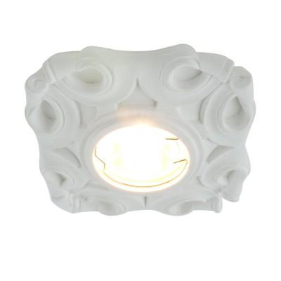 Светильник потолочный Arte lamp A5305PL-1WH ContornoКвадратные встраиваемые светильники<br><br><br>Тип цоколя: GU10<br>Количество ламп: 1<br>Диаметр, мм мм: 120<br>Диаметр врезного отверстия, мм: 8<br>Длина, мм: 120<br>Высота, мм: 40<br>MAX мощность ламп, Вт: 50W<br>Общая мощность, Вт: 50W
