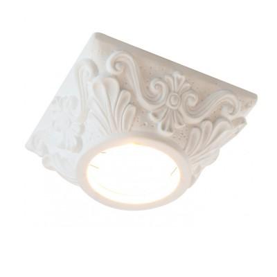 Светильник потолочный Arte lamp A5306PL-1WHКвадратные встраиваемые светильники<br><br><br>Тип цоколя: GU10<br>Количество ламп: 1<br>Диаметр, мм мм: 110<br>Диаметр врезного отверстия, мм: 8<br>Длина, мм: 110<br>Высота, мм: 40<br>MAX мощность ламп, Вт: 50W<br>Общая мощность, Вт: 50W