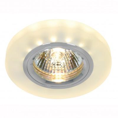 Светильник потолочный Arte lamp A5331PL-1WHТочечные светильники круглые<br>Встраиваемые светильники – популярное осветительное оборудование, которое можно использовать в качестве основного источника или в дополнение к люстре. Они позволяют создать нужную атмосферу атмосферу и привнести в интерьер уют и комфорт. <br> Интернет-магазин «Светодом» предлагает стильный встраиваемый светильник ARTE Lamp A5331PL-1WH. Данная модель достаточно универсальна, поэтому подойдет практически под любой интерьер. Перед покупкой не забудьте ознакомиться с техническими параметрами, чтобы узнать тип цоколя, площадь освещения и другие важные характеристики. <br> Приобрести встраиваемый светильник ARTE Lamp A5331PL-1WH в нашем онлайн-магазине Вы можете либо с помощью «Корзины», либо по контактным номерам. Мы развозим заказы по Москве, Екатеринбургу и остальным российским городам.<br><br>Тип цоколя: gu5.3<br>Цвет арматуры: белый<br>Количество ламп: 1<br>Размеры: H2,5xW9xL9<br>MAX мощность ламп, Вт: 3